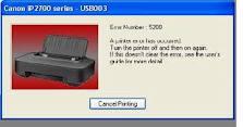 berikut ini cara mengatasi error 5200 pada printer canon pixma ip 2770